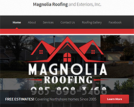 Roofing services on the Northshore for Mandeville, Madisonville, Covington, Lacombe, Abita Springs and Folsom